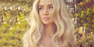 how to choose the best blonde hair color for your skin tone