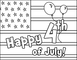 Small Picture Fourth July Coloring Pages For Usa Bebo Pandco