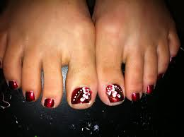 Nail Art Designs For Toe | Nail Art and Tattoo Design Ideas for ...