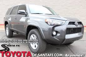 New 2018 Toyota 4Runner SR5 Premium Sport Utility Vehicle in Santa ...