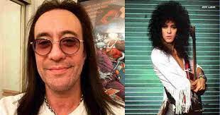 Cinderella guitarist Jeff LaBar is ...