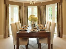 dining room arrangements. dining room formal decorating ideas with beautiful flower arrangement and brown drapes arrangements