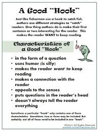 good hooks for essays examples of good hooks for persuasive view larger