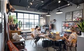 Stylish office Imac Filter017office13 Pinterest Tour Of Filter017s Stylish Office In Taichung Working Room