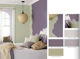 color schemes for home interior. Best Choices Color Schemes For Girls Bedrooms : Awesome Green To Purple Home Interior