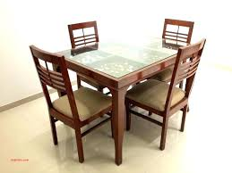 glass top round dining table with wood base wood dining table top tall glass top dining