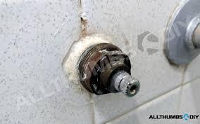 allthumbsdiy plumbing repair bathtub faucet broach fl