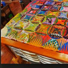 Indian Orange Peel Quilt pattern design Karen Stone, quilter ... & Indian Orange Peel Quilt pattern design Karen Stone, quilter Treadle Quilts Adamdwight.com