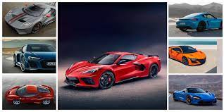 The 2020 Corvette Is At The Large And Heavy End Of The Mid Engined Crowd