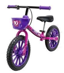 Pre Bike Feminina 12 Bicicleta Equilibrio Balance Pink R