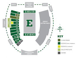 Eastern Michigan University Convocation Center Seating Chart 58 Rigorous Emu Convocation Center Seating Chart