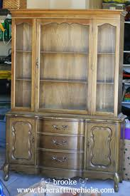 dining room hutch. Dining Room Hutch Makeover: And
