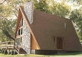 Popular A-Frame House Plan - 0482P thumb - 02