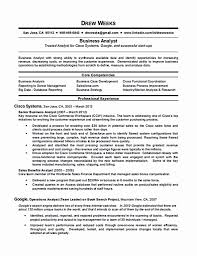 Business Operations Analyst Resume Operations Analyst Resume