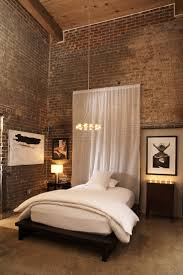 Small Picture 65 Impressive Bedrooms With Brick Walls DigsDigs Interiors