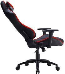 <b>Кресло компьютерное Tesoro</b> Zone Balance F710 (black red)