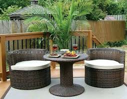 patio furniture for small spaces. Small Patio Furniture Sets Space  For Outdoor Chairs Tables Spaces O