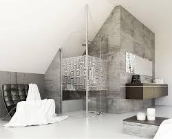Badezimmer Im Dachgeschoss Dachschrge Wohndesign