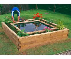 Raised Garden Bed Design Ideas Raised Garden Beds Designs Woodblocx Raised Beds Planters Walls And Ponds
