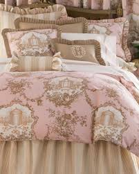 pink and brown toile pretty colour palate elayna foster foster foster campbell