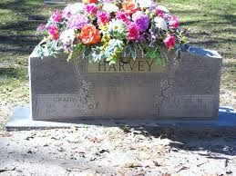 grady harvey a grave memorial added by deb
