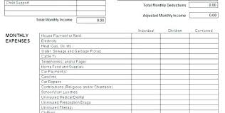 Expense And Income Template Income And Expenses Spreadsheet Income And Expense Budget Template