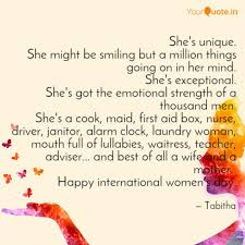 Shes Unique She Might B Quotes Writings By Tabitha Olawoyin