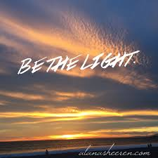 Be The Light Mantra Wednesday Be The Light