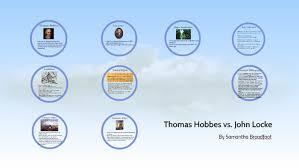 Hobbes And Locke Venn Diagram Thomas Hobbes Vs John Locke By Sam Bee On Prezi