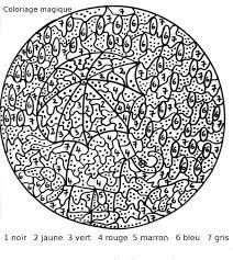 Coloriage Magique Num Ration Cp Liberate