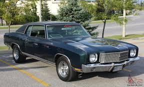 Chevrolet Monte Carlo - car classics