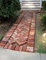 Brick Walkway Patterns Magnificent Brick Pathways Ideas Pattern Builders Building Patterns Garden