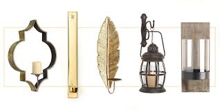 Decorative Candle Holders Decorative Candle Wall Sconces Decor Trends Lantern Candle Holders