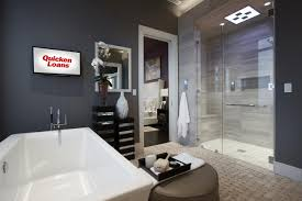 Bathroom Modern Master Bathrooms For Luxury Bathroom Decoration - Tv for bathrooms