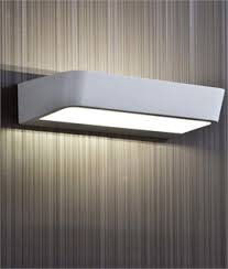 down lighting wall sconce. white led wall sconce for up and down light distribution lighting