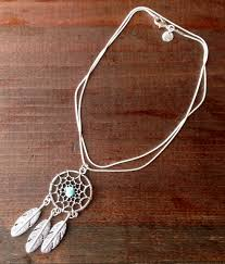 Dream Catcher With Crystals Dream Catcher Necklace Jewelry Amor 27