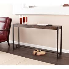 Industrial furniture table Modern Holly Martin Macen Console Table 1915rentstrikesinfo Industrial Living Room Furniture Find Great Furniture Deals