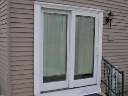 patio doors with built in blinds by andersen