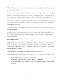 electrical safety in power system distribution 25