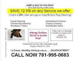 boston carpet cleaning steam cleaning rugs and furniture