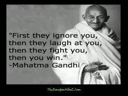 Famous Gandhi Quotes Custom Famous Mahatma Gandhi Quotes Archives The Random Vibez
