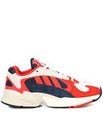 Yung 1 Nubuck Sneakers