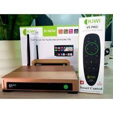 Tivi Box Kiwi S1 New Bản mới 2020 Cập nhập Android 5.0 HỖ TRỢ TÌM KIẾM  GIỌNG NÓI - SẢN PHẨM CHÍNH HÃNG