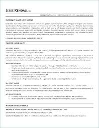 Cna Resume Example Cool Entry Level Cna Resume Examples Resume Tutorial Pro