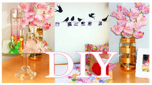 Small Picture DIY ROOM DECOR Cheap cute projects LOW COST ideas YouTube