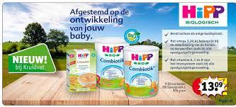 Kruidvat roept babyvoeding terug om gevaar salmonella nos