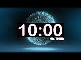 a 10 minute timer 10 minute timer with music for kids best calm relaxing soft