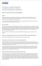 Financial Statement Footnotes Examples