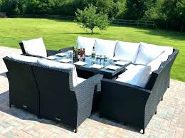 wicker patio furniture fresh outdoor for cool sofa and costco sets dining