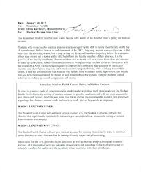 Example Of A Excuse Letter 6 Medical For Court Appearance Carvis Co